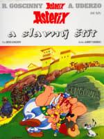 Asterix a slavný štít