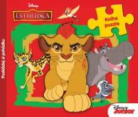 Lví hlídka kniha s puzzle