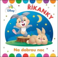 Disney: Říkanky na dobrou noc