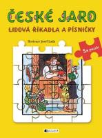 České jaro Lidová říkadla a písničky