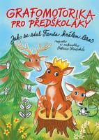 Grafomotorika pro předškoláky – Jak se stal Fanda králem lesa