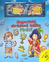 Magnetická obrázková knížka Piráti