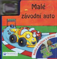 Malé závodní auto - bez hračky