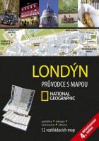 Londýn Průvodce s mapou