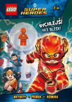 LEGO® DC Super Heroes: Rychlejší než blesk