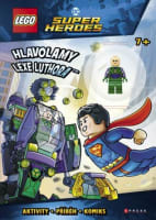 LEGO DC Comics Super Heroes Hlavolamy Lexe Luthora