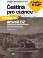Čeština pro cizince – úroveň B2 cvičebnice (2. aktualizované vydání)