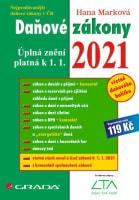 Daňové zákony 2021 - Úplná znění k 1. 1. 2021