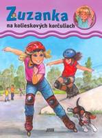 Zuzanka na kolieskových korčuliach
