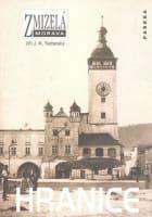 Zmizelá Morava - Hranice