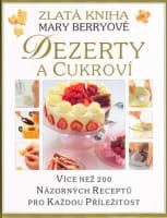 Zlatá kniha Dezerty a cukroví