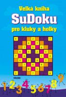 Velká kniha SuDoku pro kluky a holky