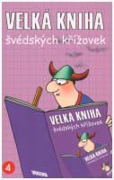 Velká kniha švédských křížovek 4