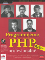Programujeme PHP profesionálně + CD ROM