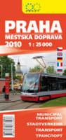 Praha městská doprava 2010