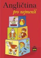 Angličtina pro nejmenší - učebnice
