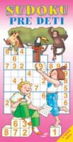 Sudoku pre deti červená
