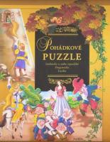 Pohádkové puzzle Sněhurka a sedm trpaslíků