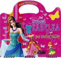 Malá princezna stylová kabelka
