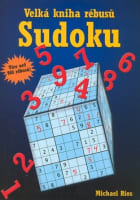 Velká kniha rébusů Sudoku