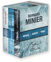 3 x Bernard Minier - box Mráz, Kruh, Tma