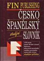 Česko-španělský studijní slovník
