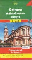 Ostrava 1:16 000
