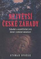 Největší české záhady