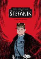 Štefánik - Komiksový román