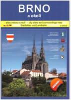 Brno a okolí atlas