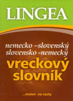 Nemecko-slovenský slovensko-nemecký vreckový slovník