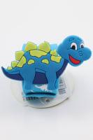 Náramek dino modrý