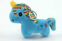 Unicorn modrý