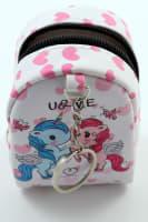 Klíčenka batoh unicorn u&me
