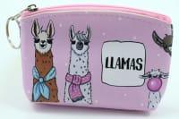 Klíčenka/peněženka llamas