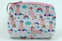 Klíčenka/peněženka happy unicorns