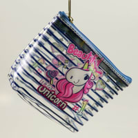 Klíčenka/peněženka beautiful unicorn