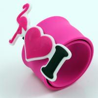 Náramek flamingo i love