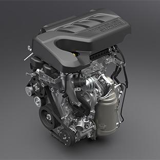 New Vitara - Nuovo motore BoosterJet