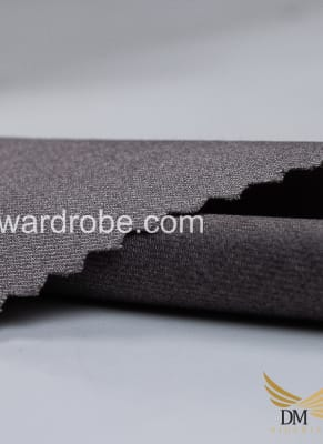 Suiting Mid Light Grey Fabric