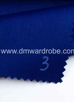 Suiting Indigo Blue Fabric
