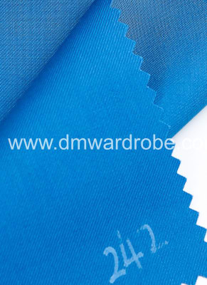 Suiting Steel Blue Fabric