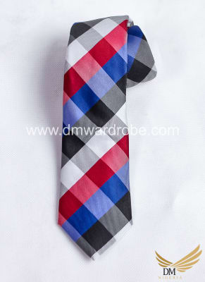 Mixed Color Tie