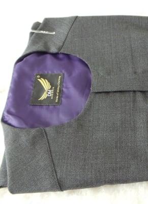 Gray Traditional Men's attire