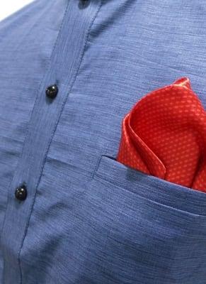 Men's traditional wear in Blue