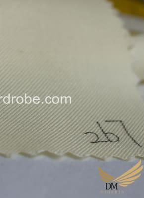 Suiting Cream Fabric