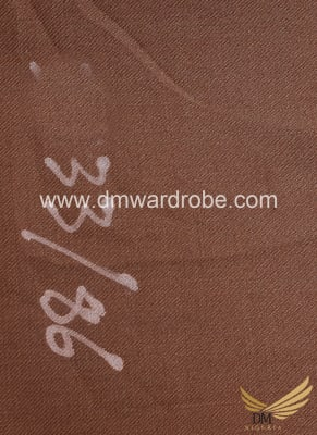 Suiting Copper Color Fabric