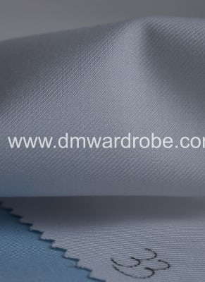 Suiting White Fabric