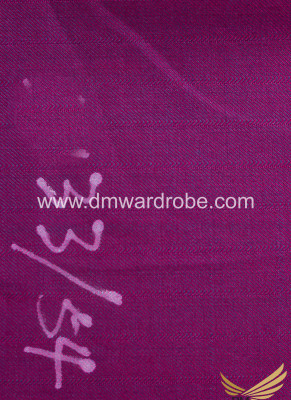Suiting Wine Red Fabric