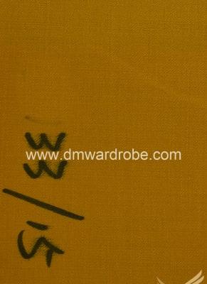 Suiting Harvet Gold Fabric